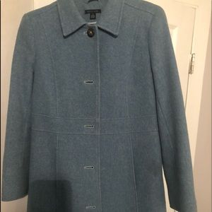 Tommy Hilfiger spring coat light wool